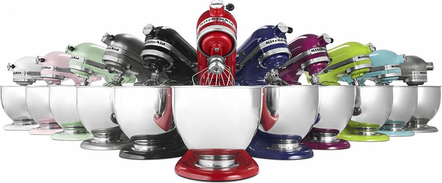 Lease An Amazing KitchenAid Stand Mixer Today!